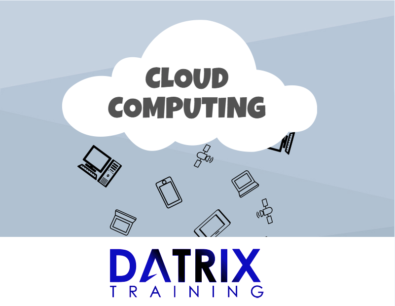 Cloud Computing - Datrix training